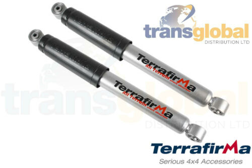 Rear All Terrain Shock Absorbers for Land Rover Discovery 2 TERRAFIRMA TF119