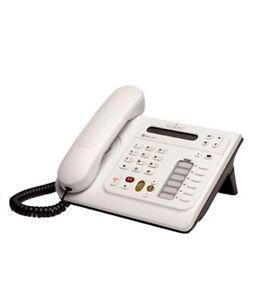 Alcatel-telefono-4008-IP-bianco-rigenerato-a-nuovo-10-cordoni-per-cornetta