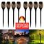 thumbnail 17 - LED-Solar-Flame-Light-Lamp-Flickering-Waterproof-Garden-Decoration-Landscape-Law