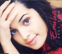 Emilia - Good Sign ° Maxi-Single-CD von 1999 ° WIE NEU °