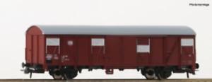 Roco-76674-HO-Gauge-DB-Long-Wheelbase-Box-Van-III