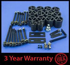 """92-97 Ford F150 F250 F350 2WD/4WD 3"""" Full Body Lift kit Front & Rear"""