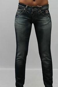 Mis 10 Vrouw Roger's Alima Jeans Donna Pat Джинсы Roy Art Blu Aa 25 6ca7qza