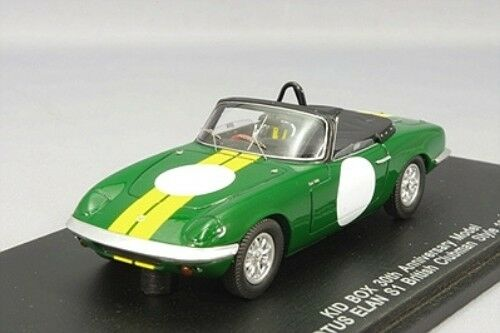 SPARK 1/43 LOTUS ELAN S1 British Clubman Style 1962 KBS077 Japan LTD Rare Last