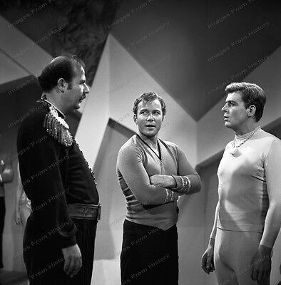8x10 Print William Shatner Star Trek 1966 #1011615