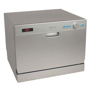 Portable Countertop Dishwasher - EdgeStar Compact Apartment Dish ...