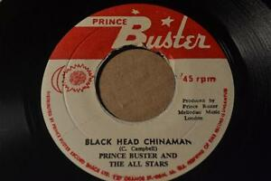 PRINCE-BUSTER-BLACK-HEAD-CHINAMAN-SPIDER-AND-THE-FLY-SKA-VG-VG