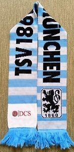 TSV-1860-Muenchen-Schal-scarf-bufanda-Fussball-Kaiserslautern-Betzenberg-Levski