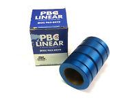 Pbc Linear Fm30 Standard Linear Bearing Bore 30mm