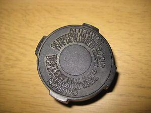 Details About POWER STEERING PUMP RESEVOIR CAP PAS