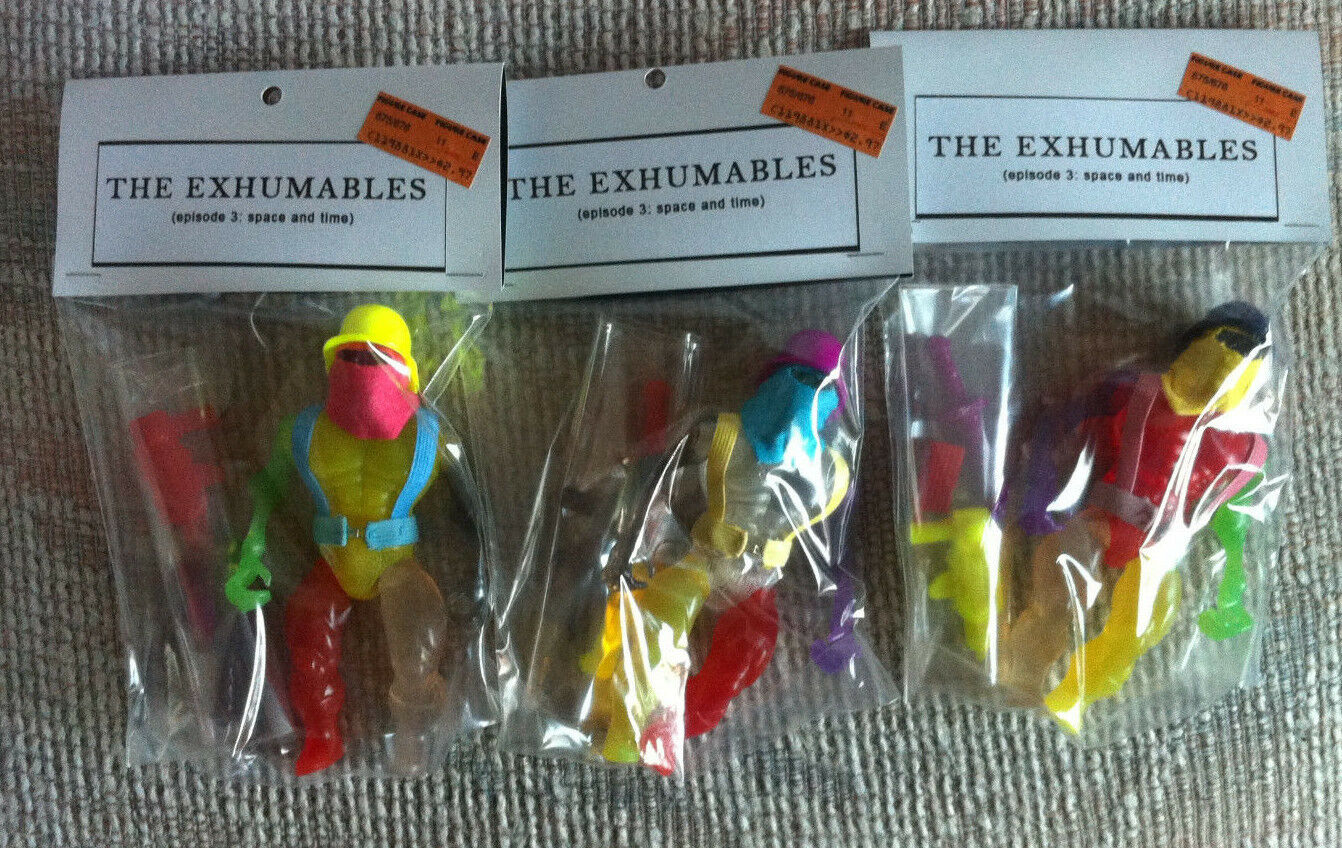 2017 THE EXHUMABLES 5.75  SKELETON UNDEAD PredOTYPE ZOLOCON EXCL TIME TRAVELERS