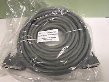 Male//Female Gray 15/' 15 Shielded Amphenol CS-DSDMDB15MF-015 15-Pin DB15 Deluxe D-Sub Cable