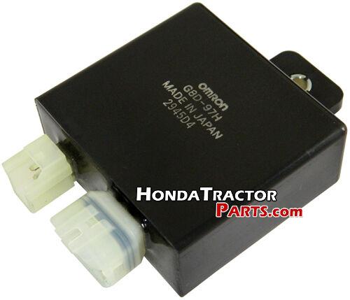 HONDA H3013H H3013 H 3013 RIDING LAWN MOWER MULTI RELAY UNIT 38450-763-D03 NEW!
