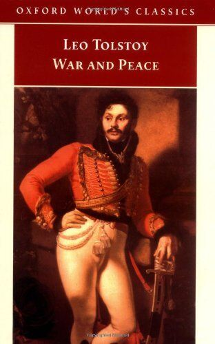 War and Peace (Oxford World's Classics),Leo Tolstoy, Henry Gif ,.9780192833983