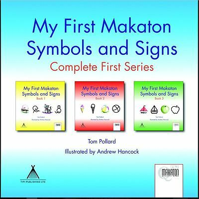 Makaton Baby My First Makaton Symbols And Signs Tom Pollard Books