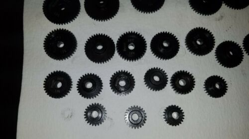 Sagacustomrc 1-8mm Pinion Gears 23t mod 1