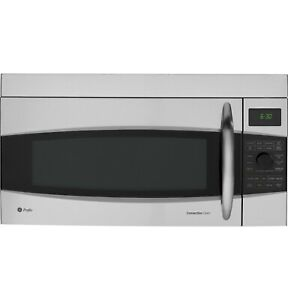 Convection and microwave oven over-the-range