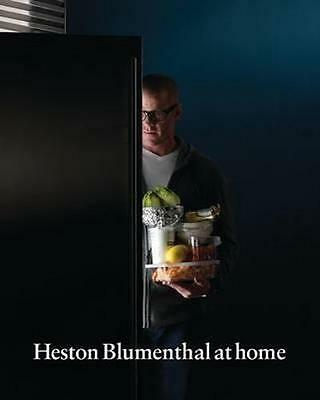 NEW Heston Blumenthal at Home By Heston Blumenthal Hardcover Free Shipping