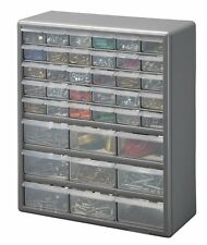 39 Drawer Storage Cabinet Hand Tool Small Item Electronic Component Hardware Box