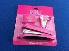 Stapler Set W Stapler Stapler Remover And Staples 1000 Ct In 4 Fun Colors
