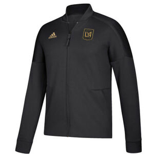 adidas-Men-039-s-LAFC-Anthem-Full-Zip-ZNE-Jacket-Black-CW3388