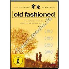 DVD: OLD FASHIONED - Mr. Walsh und die vergessene Kunst der Liebe - 01/16 *NEU*