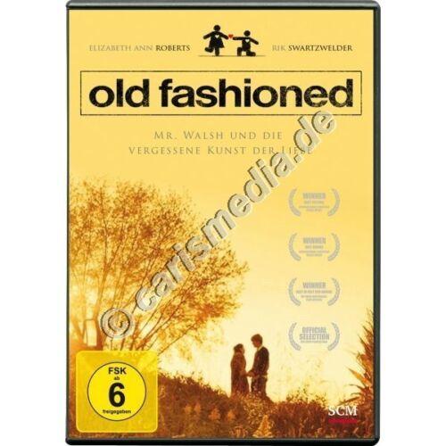 1 von 1 - DVD: OLD FASHIONED - Mr. Walsh und die vergessene Kunst der Liebe - 01/16 *NEU*