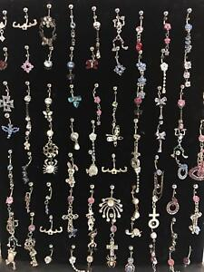 Wholesale-lot-Dangle-Belly-Rings-fancy-classy-dangle-Body-Jewelry-Piercings