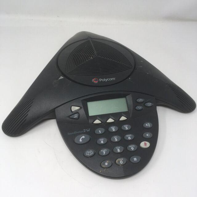 Polycom Soundstation 2W 1.9GHz 2201-67800-160 Base Station NO BATTERY