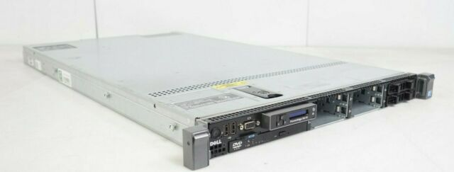 "Dell PowerEdge R610 1U Intel E5620 16GB DDR3 PERC H700 6-Bay 2.5"" No HDD"