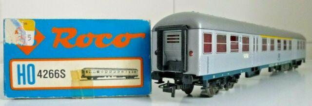 H0 Roco Personenwagen 4266 /'Silberling 1.//2.KL./' top//ovp