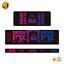 thumbnail 2 - STAR SAM® Bike shock absorber Gradient stickers 2021 Fox Float DPX2 Rear Shock