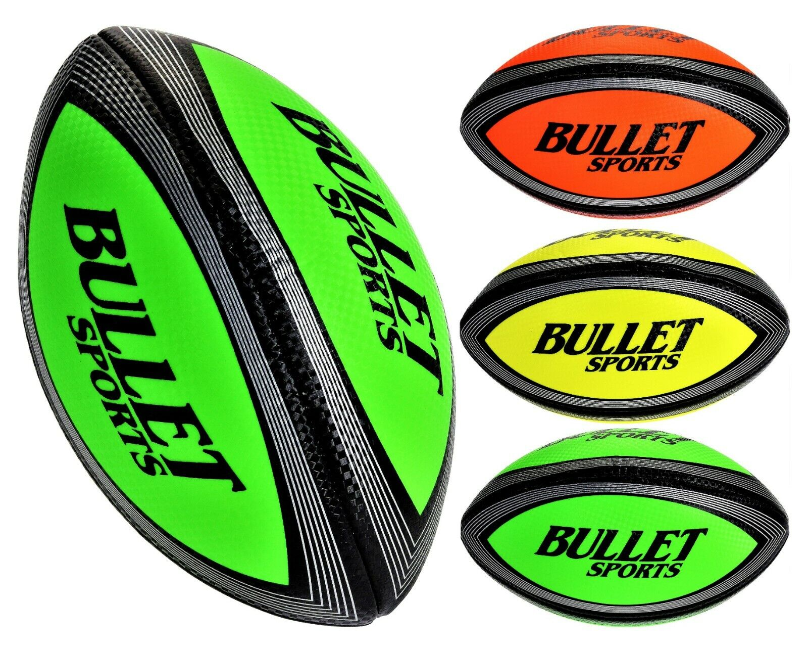 Rugby Ball Leder Rugbyball Rugbypille Spielball Sportball Football Training Ball