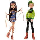 Mattel 2015 Monster High Boo York Cleo De Nile & Deuce Gordon 2-pack Dolls