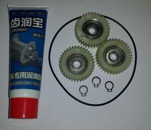 36 Zähne Satz: Ersatzzahnräder für Bafang-Nylon Seegerringe 8mm Dichtring