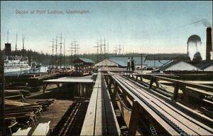 Port-Ludlow-WA-Docks-c1910-Postcard