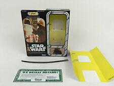 """brand new star wars 12"""" jawa box + inserts fantastic quality"""