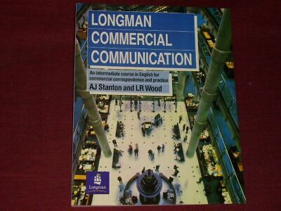 A.j.; Wood Longman Commercial Communication: Intermediate Course Wasserdicht Stanton L.r StoßFest Und Antimagnetisch
