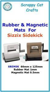 Rubber Embossing Mat by Scrappy Cat for Sidekick Die Cutter SESKN1  1