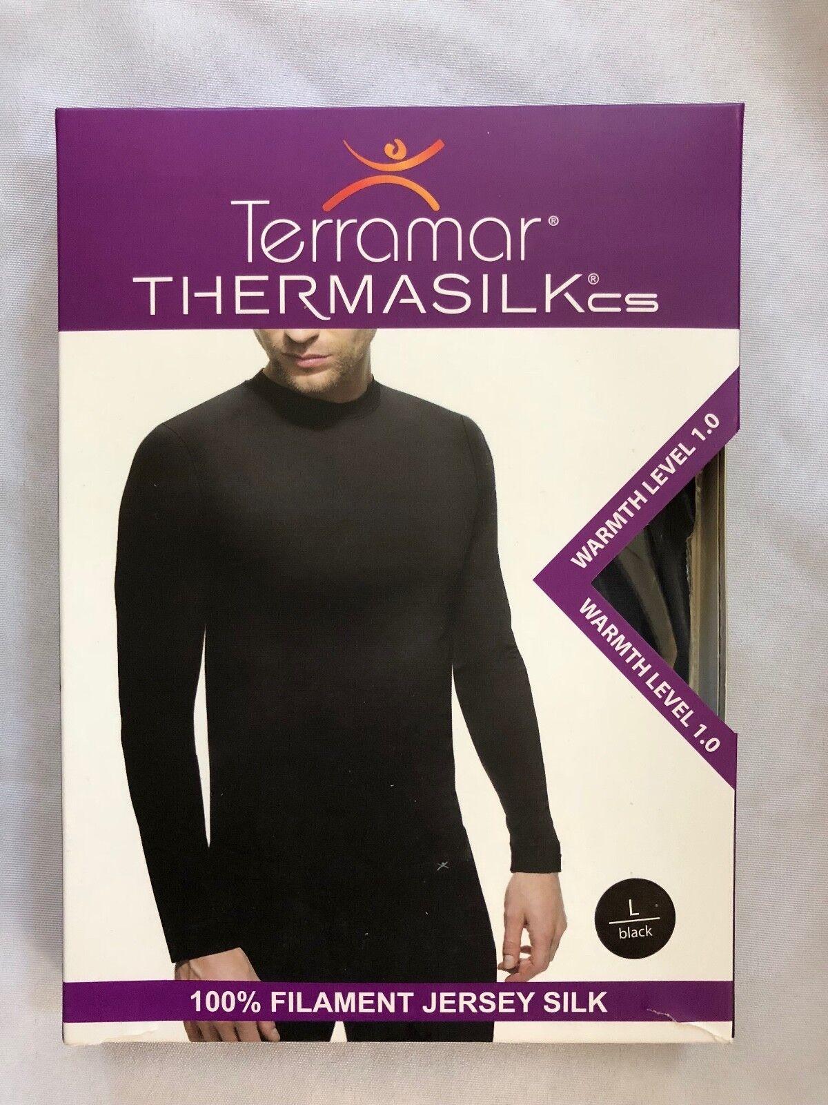 New Terramar Thermasilk Shirt or Pant - Sold Separately