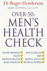 Over 50s Men's Health Check by Roger Henderson (Paperback, 2004)