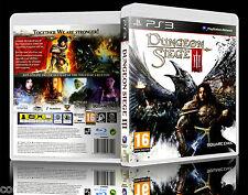 (PS3) Dungeon Siege III / 3 (M) Guaranteed, 100% Tested