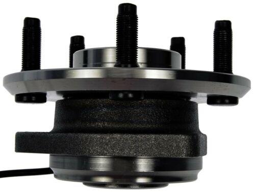 Wheel Bearing and Hub Assembly Front Dorman 930-625