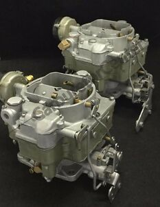 Details about 1956 Cadillac Eldorado Carter WCFB Carburetor *Remanufactured