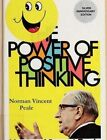 The Power of Positive Thinking by Reverend Dr Norman Vincent Peale (Paperback / softback, 2013)