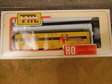 HO SCALE TRAIN MINIATURE 8110 NEEDHAM PACKING CO. ARA ALL-STEEL REEFER KIT