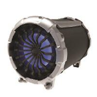 Supersonic Wireless Bluetooth Active Hifi Portable Speaker,(iq-1428 Black) on Sale