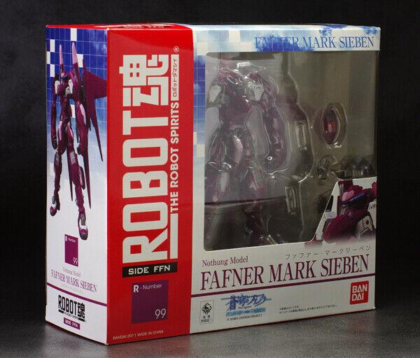 Robot Spirits Fafner Mark sieben  side FFN  Fafner in the Azure