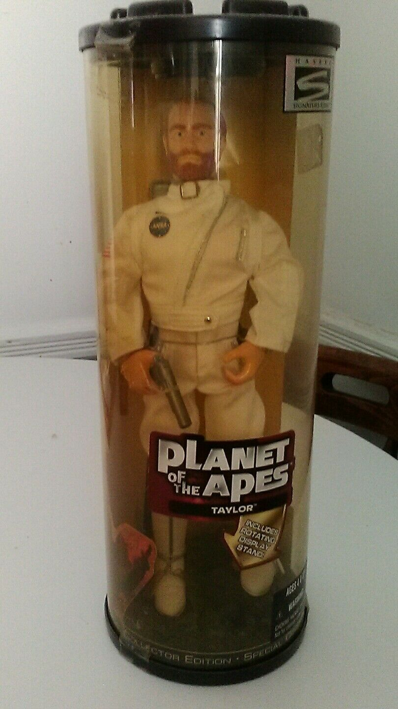 Hasbro PLANET OF THE APES TAYLOR STAND Action Figure