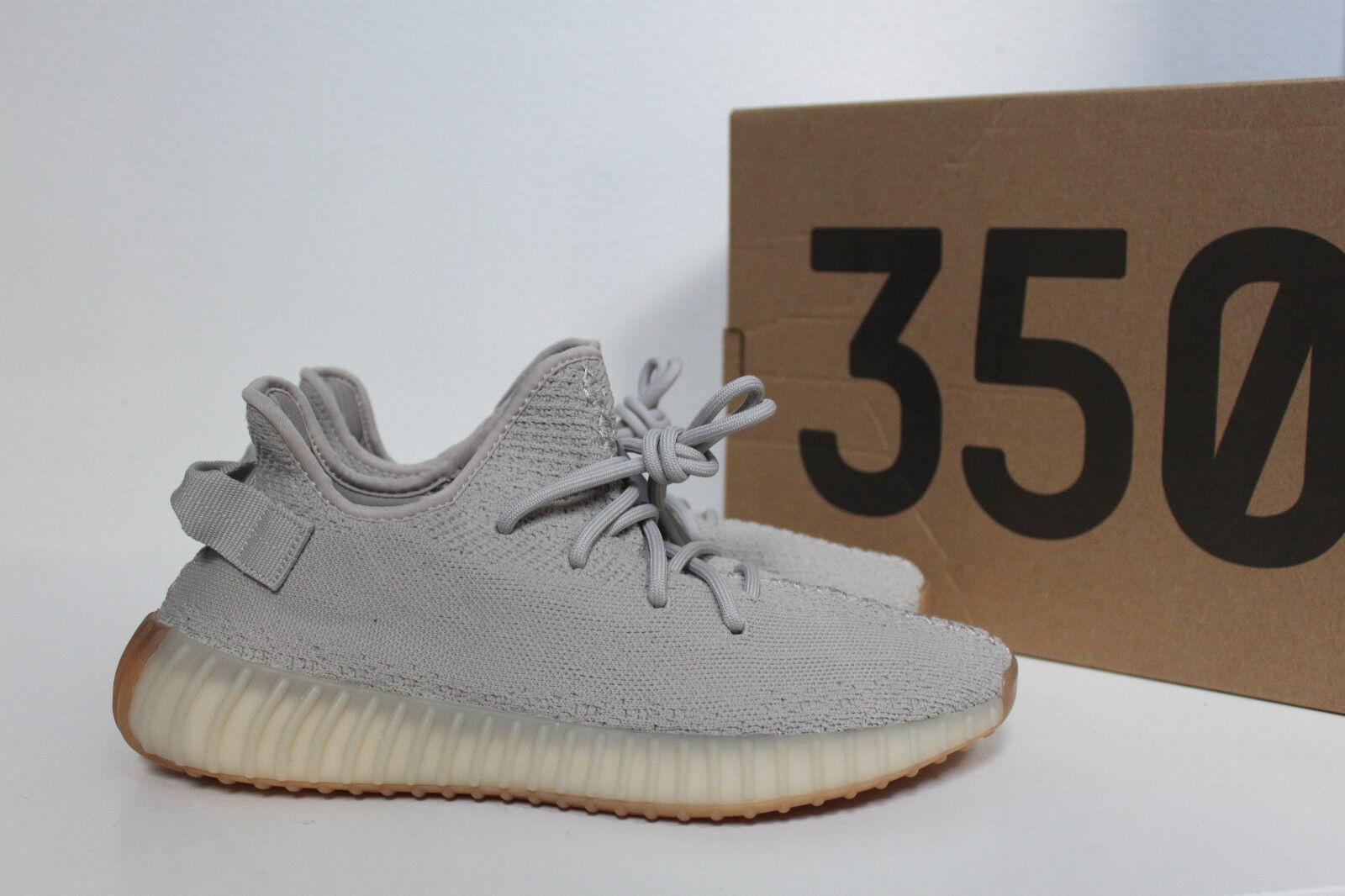 Sz 9.5 YEEZY Kanye Sesame Tan Yeezy Boost 350 V2 Mens Sneaker shoes Authentic